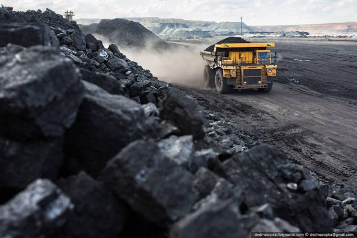 Оценка запасов угля в мире