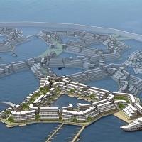 Первый плавучий город появится в 2020 году
