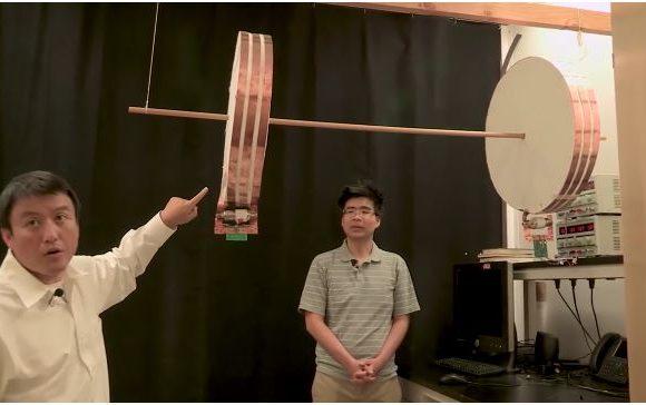 Прорыв в беспроводной передаче энергии для зарядки электромобилей достигнут учеными Стэнфорда