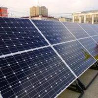 Китай наладит массовый выпуск солнечных панелей с высоким КПД