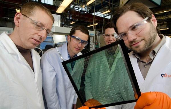 Американский стартап представил жидкие солнечные батареи