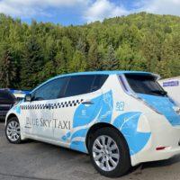 В Алматы запустят первое электротакси в Казахстане